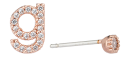 Astrid-&-Miyu-Inital-Earrings-Rose-Gold-G