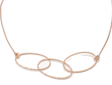 CHJ-Oval-Hoop-Necklace---Rose-Gold-plated-Silver-£170